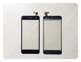 Black White Golden Touchscreen For BQ BQ-5057 Strike 2 BQ 5057 Touch Screen Digitizer Screen + Tracking