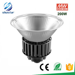 Led High Bay Light 100W 150W 200W LED Industrial Lamp Stadium Workshop Light Warehouse Factory Garage Lighting