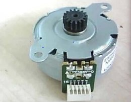 Prideal Original high quality Q3948-60186 Scanner Motor For HP 1522 2727nf 3055 Printer Scanner Stepping Motor