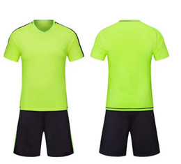 Factory Direct Wholesale and Retail Football Apparel Wholesale Supply Adult Children's Clothes School Group Buy Competition Clothes Printabl