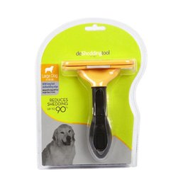 1PC Combs Dog Hair Remover Brush Grooming Tools Detachable Clipper Attachment Pet Trimmer Combs Hair For Pet Supply furmins