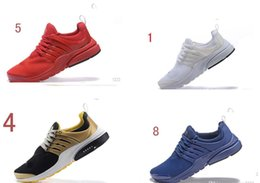 HOT SALE summer MESH Ventilation Airs-Prestos breathable high quality men shoes size eur 40-45