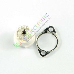 MINI 7pin Ceramic vacuum tube sockets for B7G 6AU6 EF95 6C4 6X4 audio amplifiers guitar HIFI parts