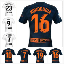 Maillot Extérieur Valencia CF Kondogbia
