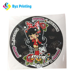 Fashion custom star shaped stickers custom adhesive labels stickers for wholesale