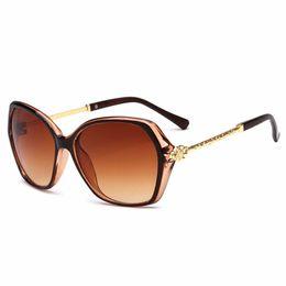 Sunglasses For Women Oversized Luxury Sunglases Fashion Sun Glasses Ladies Vintage Sunglass Trendy Womens Designer Sunglasses 4L2A25