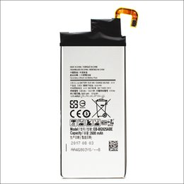 OEM Replacement For Samsung Galaxy S6 Edge Internal Battery 2600mAh 3.85V EB-BG925ABE akku 100pcs free shipping
