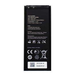 HB4742A0RBC New Replacement Battery For Huawei Honor 3C G630 G730 G740 H30-T00 H30-T10 H30-U10 H30 2300mAh akku Fast shipping DDP service