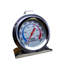 Oven thermometer stainless steel pointer type top quality barbecue BBQ grill digital temperature bakeware kitchen tools