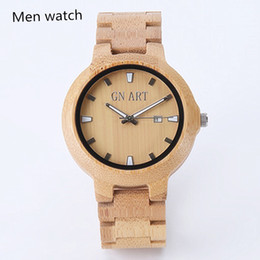 cheap price wooden watches handmade customized classic oem wooden face wrist wholesale custom man wooden