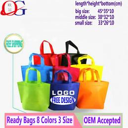 Non-woven bags non-woven fabric shopping bags eco-friendly christmas gift bags free shipping
