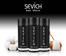 Beauty SEVICH Keratin Hair Fiber Hair Loss Treatment Instant Hair Color Styling Applicator