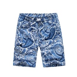 Men's Printing Quick Dry sports Shorts Beach Shorts Swim Trunk