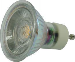 5W GU10 COB Led Spot Lights 220V Led Lamp Bulb Spotlights 230V Mr16 Gu5.3 3000K 4100K 5000K Optional Free Shipping