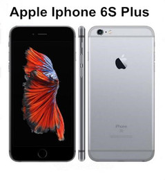 "Apple iPhone 6s Plus without Touch ID 5.5"" IOS 10 Dual Core 2GB RAM 16GB 64GB 128GB Camera 12MP 2750mAh LTE GPS refurbished Phone"