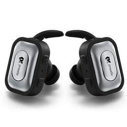Bluetooth Stereo Earbuds TWS Bluetooth Earphones In Ear Mini True Wireless Headphones - Gold