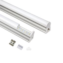 900mm Integrated T5 Led Tubes 3FT 3 feet 18W SMD2835 Led Fluorescent Tubes Light Warm Cold White AC 85-265V + CE ROHS UL
