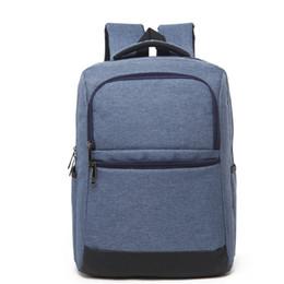 5700e65d5fae wholesale Canvas Men Women Backpacks School Bag for Teenagers Boys Girls  College Travel Bag 14inch Laptop Back pack Bolsas Mochila