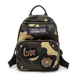 Wholesale Mochilas Jansport Classic Mini Rucksacks Unisex Canvas Students Bags Cool Handbags Skull School Backpacks Letters F38-S39
