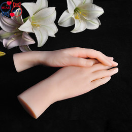 Fashionable High Quality Realistic Silicone Hand Manikin Female Hand Mannequin Hot Sale In Japan,real silicone fetish hand model