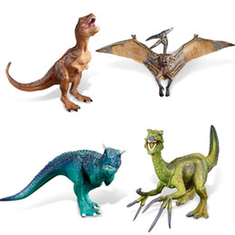Dinosaur Minifig Building Blocks Puzzles Bricks Tyrannosaurus Therizinosaurus Pteranodon Carnotaurus Stegosaurus Triceratops Carnivorous