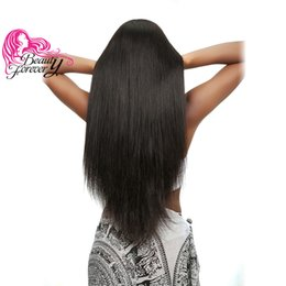 Beauty Forever Virgin Brazilian Straight Hair Weave 8-30inch Human Hair 4 Bundles Unprocessed Natural Color Hair Extension Free Ship