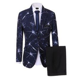 Latest design Personal tailor Men's suit, groom, collar, best man, men's suit, wedding dress, business casual Banquet (jacket + trousers )