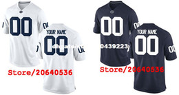 Cheap Custom PENN STATE NITTANY LIONS College jersey Mens Women Youth Kid  Personalized Any number any name Stitched Blue Football jerseys e284727f7