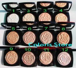 Makeup Illuminating Face Powder Mineralize Skinfinish Pressed Powder Transparent Satin Finish Compact Powder For The Face Mini order 10Pcs