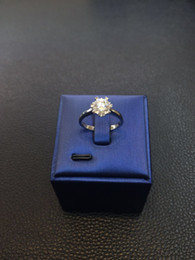 Moissanite Diamond Ring, 1 Ct 18K Gold,Heart Design