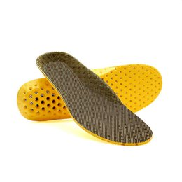 High Quality Sport Insoles EVA Orthotic Arch Support Shoe Pad Sport Running Breathable Insoles Insert Cushion For Men Women