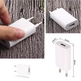 New USB Power Adapter EU Plug 5V Usb Wall Charger Adaptador Usb adapter for all smart phone
