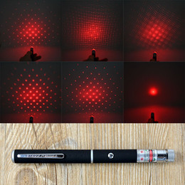 5mw Red Laser Pen Red Stars Laser Flashlight Laser Pen