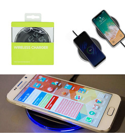 Qi Fast Wireless Charger,Charging Pad for For iPhone XR S8 plus Qi Wireless Charger For Samsung S8 S7 S6 Edge