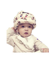 newborn Protect head helmet hats for kids prevent impact walk Wrestling sport baby play boy & girls cotton caps free shipping hot sales 2018