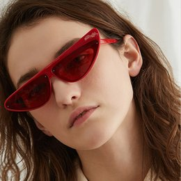 AOME Fashion Personality Cat Eye Women Sunglasses 2018 Brand Designer Popular Vintage Sun glasses cat eye ShadeS