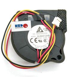 Delta 5015 12v 0.24a BUB0512HB Belower cooling fan