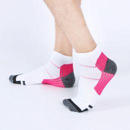 FLITFOOT Men's Walking Outdoor Athletic Performance Hiking Running Socks