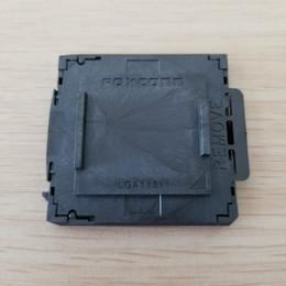 LGA 1151 Motherboard Repair Soldering BGA Replacement CPU Socket with Tin Balls for Skylake Series Gray