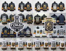 2018 Inaugural Season Patch Vegas Golden Knights 29 Marc-Andre Fleury 71 William Karlsson James Neal 56 Erik Haula Stanley Cup Final Jersey