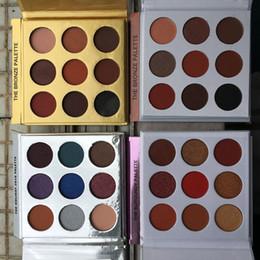 k cosmetics 5 style shadow style Christmas edition +fall collection eye shadow + bronze kyshadow + burgundy eye shadow palette