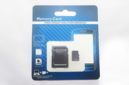 30pcs lot DHL Class 10 64GB Micro TF Memory Card Class 10 With Adapter Class 10 TF YYG Memory Cards with Free SD Adapter Retail Package