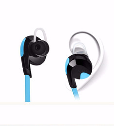 H7 Bluetooth V4.0 Sport Earphone And Noise Reduction Stereo Headset Headphone Best CSR High Quality For IPhone X 8 7 6 Wireless