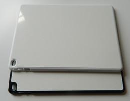 For ipad 2 3 4   ipad air   air 2 2d hard PC sublimation case + metal aluminium plate insert 100pcs
