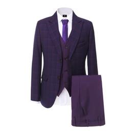 Latest design Personal tailor Men's suit, groom, collar, best man, men's suit, wedding dress, business casual Banquet