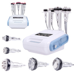 Radio Frequency 40K Ultrasonic Cavitation Fat Removal Bipolar Vacuum RF Body Contour Slimming Machine for Sale