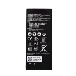 HB4342A1RBC New Replacement Battery For Huawei Ascend Y6 Honor 4A A5 Honor 4A SCC-U21 LYO-L21 SCL-TL00 SCL-ALOO Batteries 2600mA akku