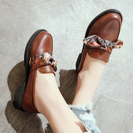 Women Shoes 2018 Spring Fashion Brand Shallow Mouth Woman Shoes Black PU Leather Normal Size 35-39 Zapatos Mujer