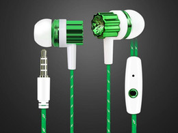 816 high quality Universal In-Ear 1m wired call Earphone Earset headphone Earbuds for iphone android phone mp3 ipad free shipping