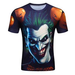 Dark knight clown 3D printed Women T-shirt